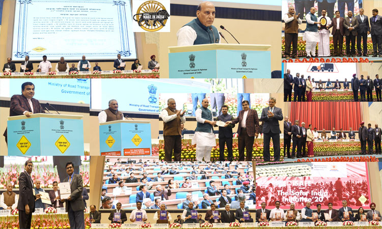 Road Safety Stakeholders' Meet in New Delhi