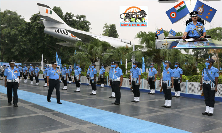 Air Marshal VR Chaudhary AVSM VM commanded the Western Air Command