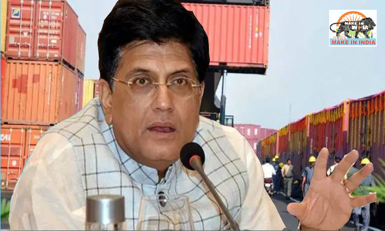 Piyush Goyal meets Export Promotion Councils