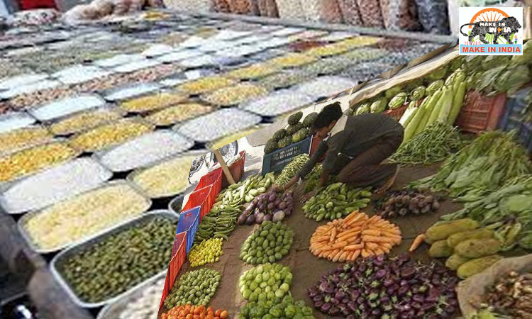 Wholesale Price in India for the month of August 2020