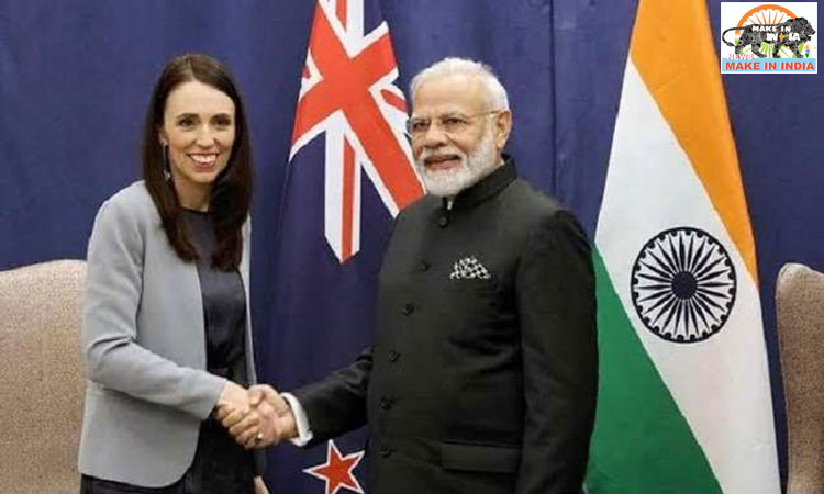 Modi congratulates PM of New Zealand on her resounding victory
