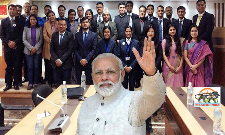 PM Modi greets Indian Foreign Service officers on IFS Day