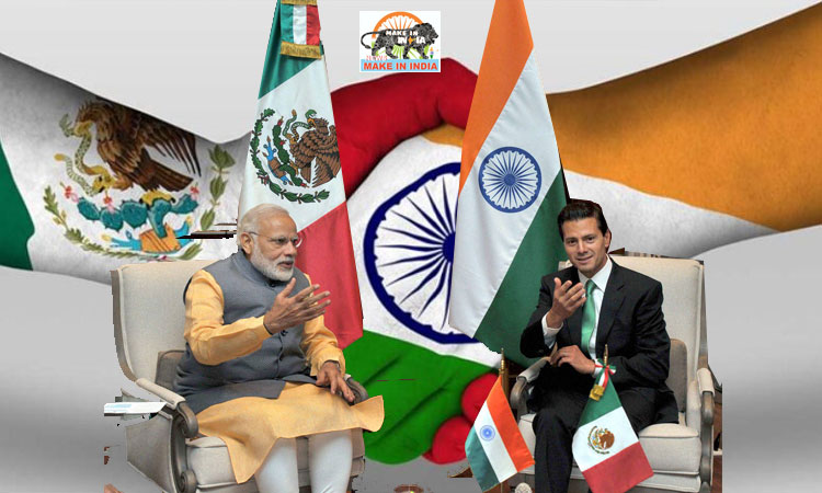 5th Meeting of the India-Mexico Bilateral High Level Group