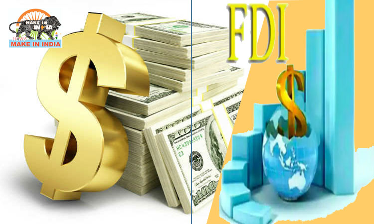 India attracted total FDI inflow of US$ 67.54 billion during April to December 2020