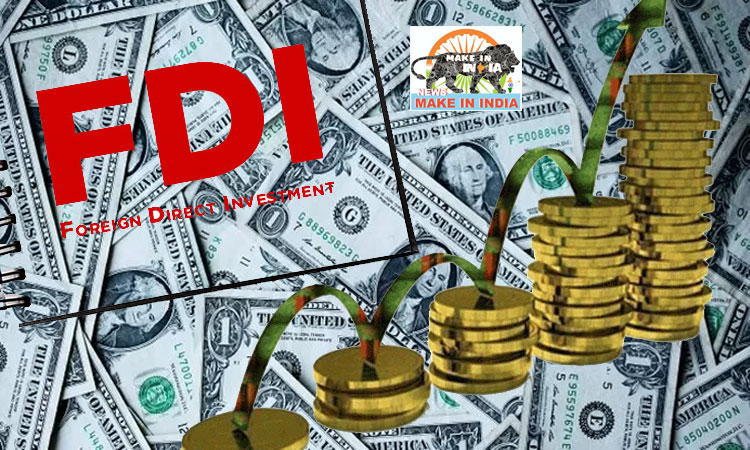 India Attracts total FDI inflow of US$ 72.12 billion during April 2020 to January, 2021