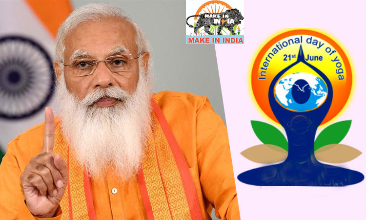 We must make efforts to ensure reach of yoga in every corner of the world: Modi